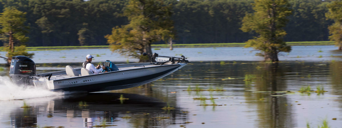 Xpress Bass Boat